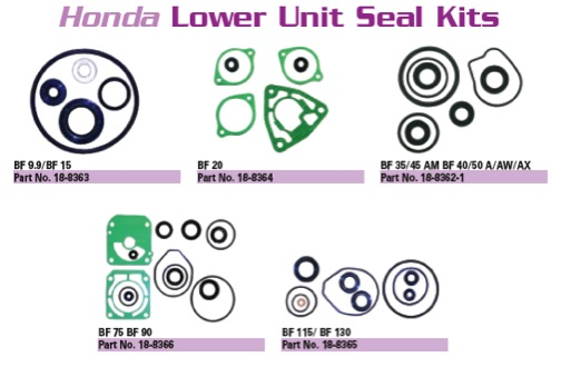 honda seal kit